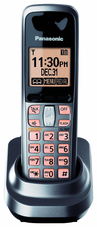 Shop replacement panasonic kx-tga641 nimh cordless phone battery.